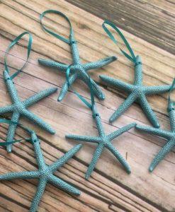 blue starfish onaments 1