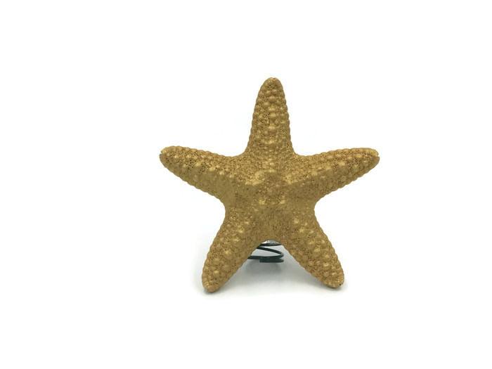 Mini Tropical Jungle Starfish Christmas Tree Topper
