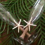 starfish-champagne-glasses-set