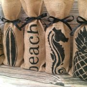 Beach Wine Bag Set 1