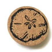 Sand Dollar Coaster Set 2