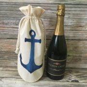 Anchor Wine Bag