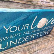Love Beach Sign 4