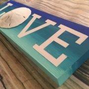 Coastal Love Sign 8