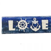Nautical Love Sign