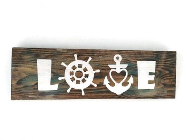 Rustic_nautical_love_sign_12