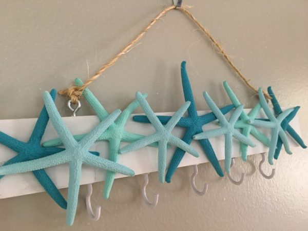 Starfish Jewelry holder 1