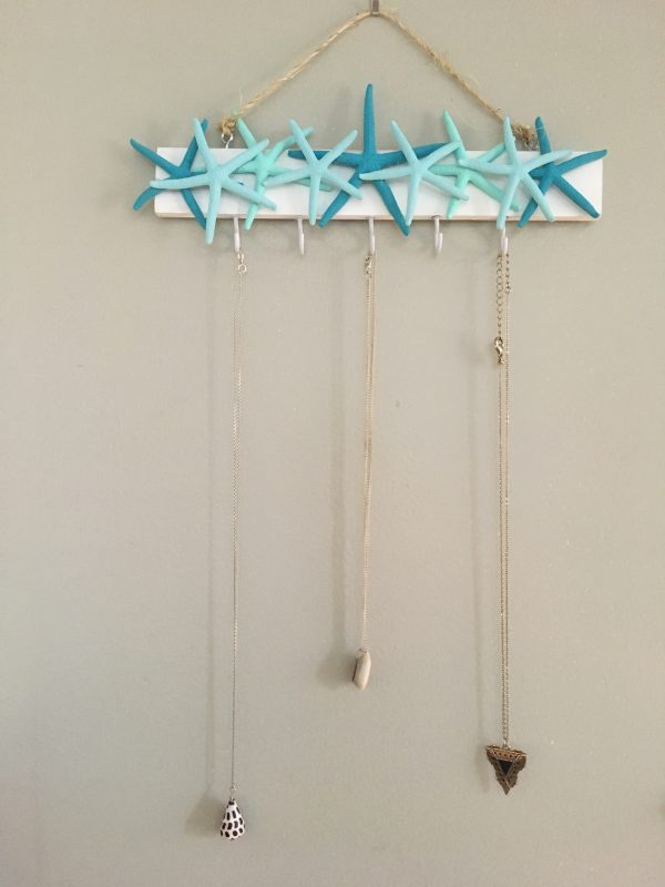 Starfish Jewelry holder 2