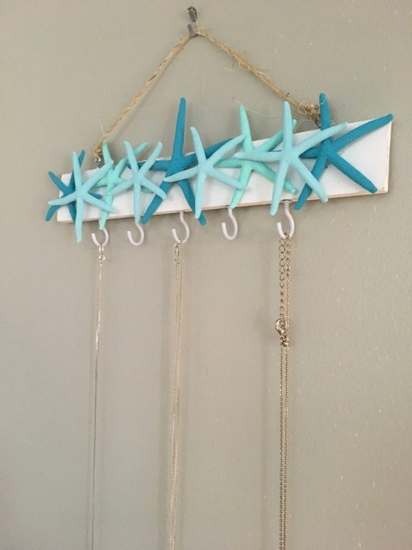 Starfish Jewelry holder 3