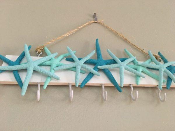 Starfish Jewelry holder 6