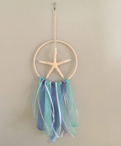 Starfish dreamcatcher
