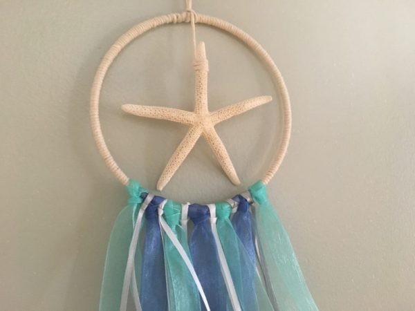 Starfish dreamcatcher 5