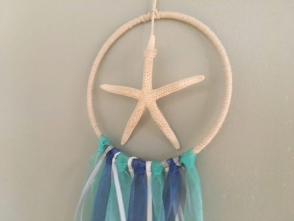 Starfish dreamcatcher 6