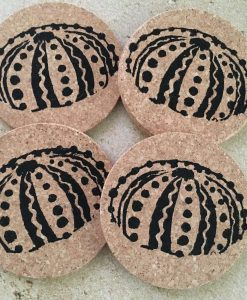 Urchin Coaster Set 3