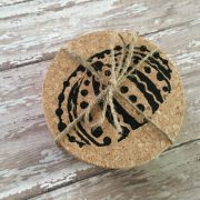 Urchin Coaster Set 6