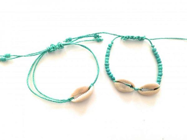 Cowrie Seashell Bracelet 3