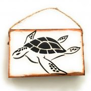 Mini Sea Turtle Hanging Ornament 5