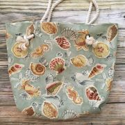 Seashell Beach Tote 4