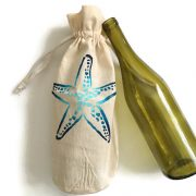 Starfish Wine Bag