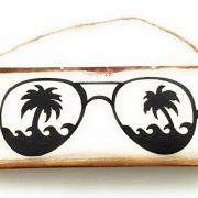 Sunglasses Wood Hanging 7
