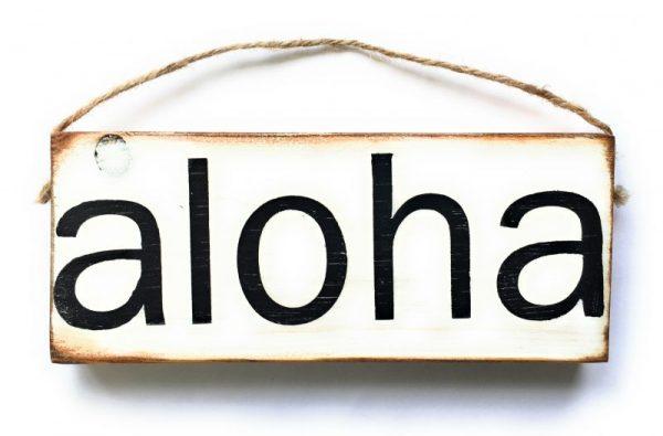 mini aloha sign 10