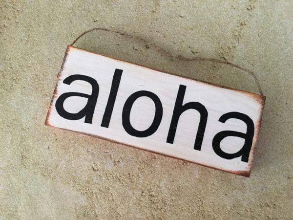 mini aloha sign 5