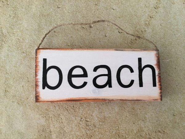 mini beach sign 4