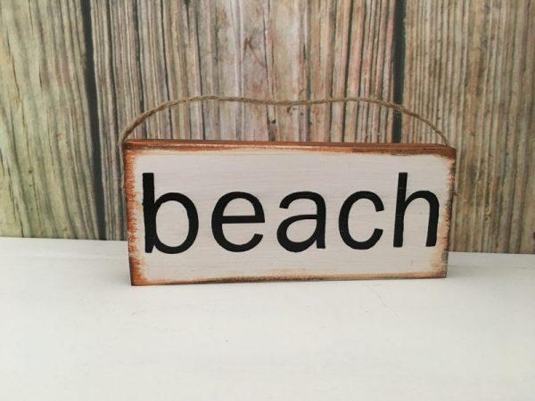 mini beach sign 6
