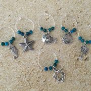Beach Wine Charms #3