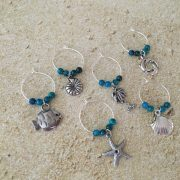 Beach Wine Charms #4