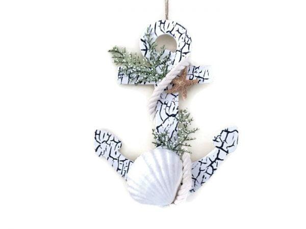 Nautical Anchor Christmas Decoration