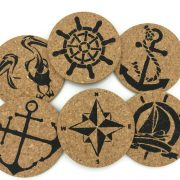 Nautical Coaster Set 6