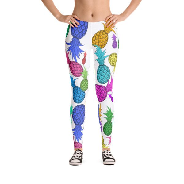 Colorful Pineapple Leggings