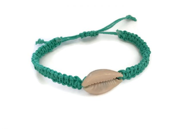 Cowrie Adjustable Bracelet