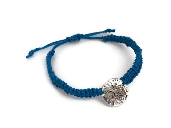 Sand Dollar Adjustable Bracelet 2