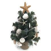 Mini beach Christmas tree 7