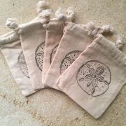 Sand Dollar gift bags