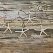 Pearl Starfish 5 foot garland