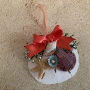 Unique 1 Sand Dollar Ornament