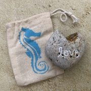 L1.1 Heart Shaped Beach Stone