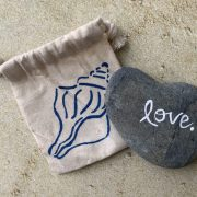 L1.13 Heart Shaped Beach Stone